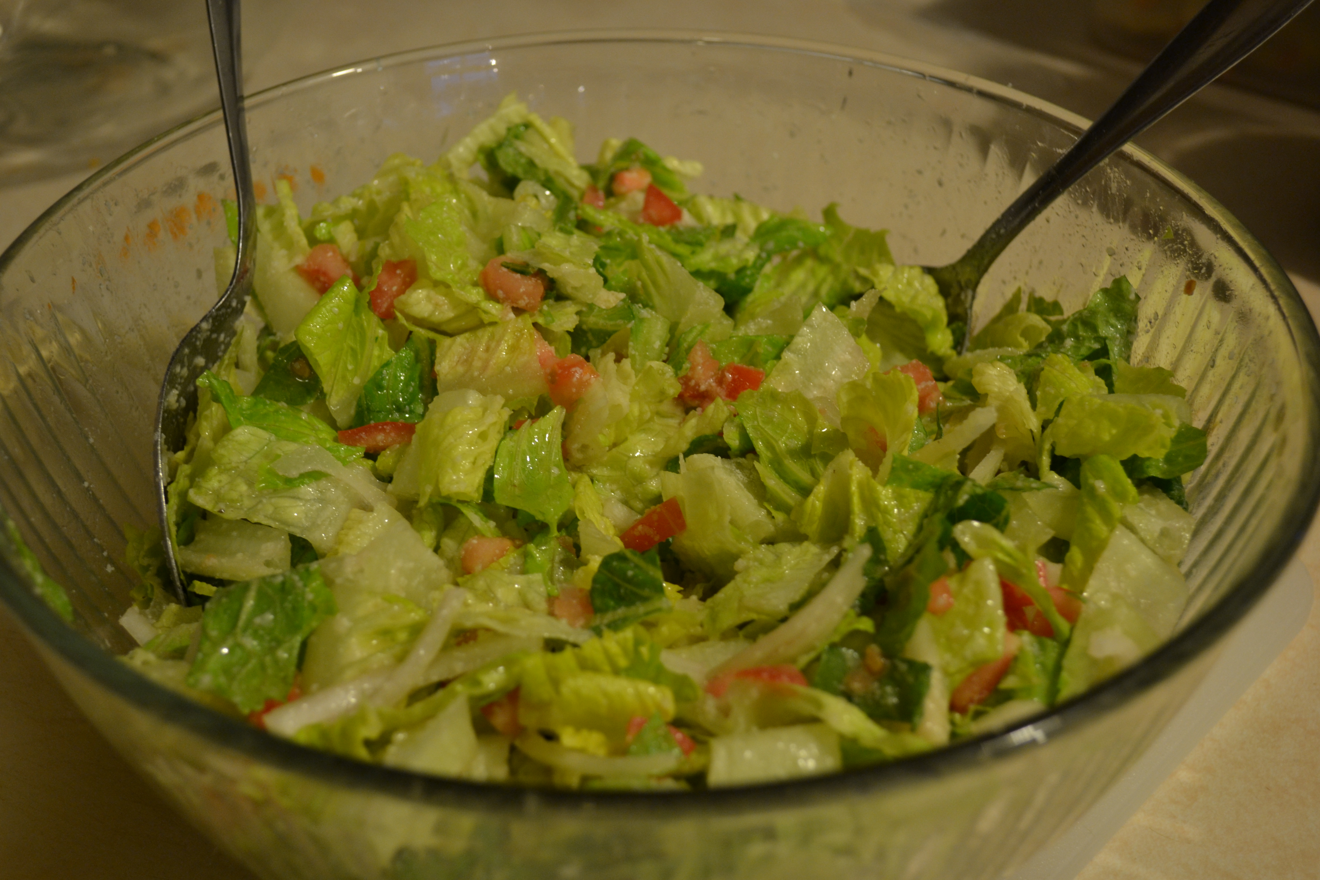 Italian Salad Recipe Olive Garden Styleour Heart And Home